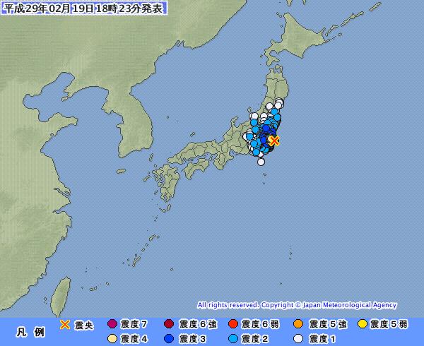 沖 東方 千葉 地震 県